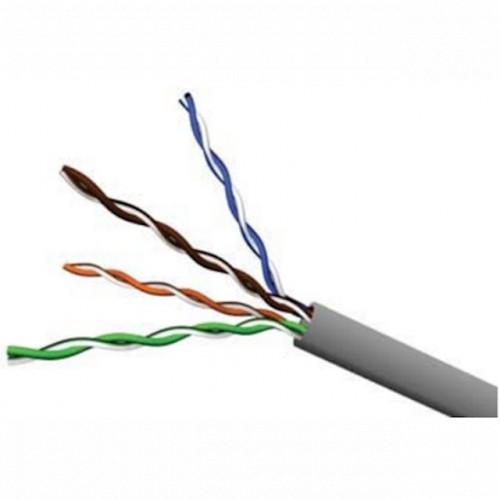 Кабель витая пара Molex Неэкраинрованный кабель PowerCat 5E; 4 витых пары; оболочка из поливинилхлорида (PVC) (39.A0360)