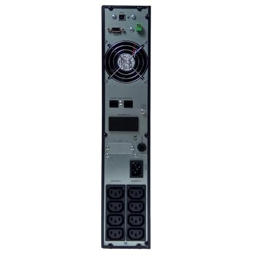 Источник бесперебойного питания SVC TRX11-1KL-LCD/AS09C13 (TRX11-1KL-LCD/AS09C13)
