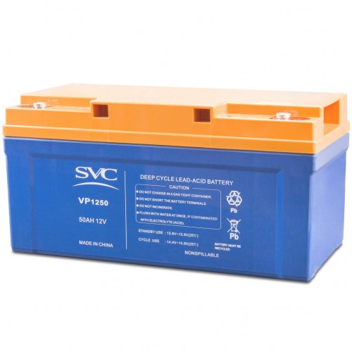 Сменные аккумуляторы АКБ для ИБП SVC VP1250 (VP1250)