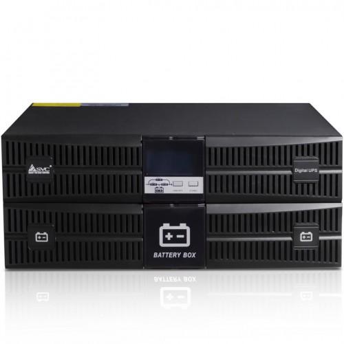 Источник бесперебойного питания SVC RT-3KL-LCD/A2 (RT-3KL-LCD/A2)