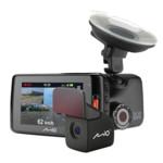 Автомобильный видеорегистратор Mio MiVue C698 (+ задняя камера)