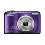 Фотоаппарат Nikon CoolPix A10 - Violet