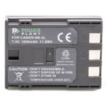 Аксессуар для фото и видео PowerPlant Canon NB-2LH, NB-2L 1600mAh