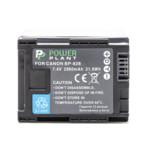 Аксессуар для фото и видео PowerPlant Canon BP-828 Chip 2960mAh