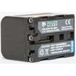 Аксессуар для фото и видео PowerPlant Sony NP-FM70/QM71 3200mAh