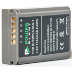 Аксессуар для фото и видео PowerPlant Olympus PS-BLN1 1050mAh