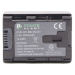 Аксессуар для фото и видео PowerPlant JVC BN-VG121 Chip 2940mAh