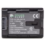 Аксессуар для фото и видео PowerPlant JVC BN-VG114 Chip 1150mAh