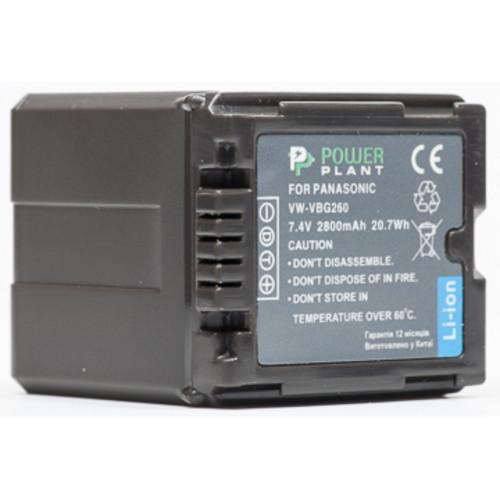 Panasonic VW-VBG260 Chip 2800mAh