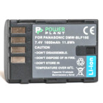 Аксессуар для фото и видео PowerPlant Panasonic DMW-BLF19 1600mAh