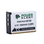 Аксессуар для фото и видео PowerPlant Fuji NP-85 1600mAh