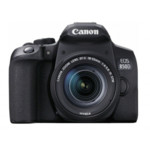 Фотоаппарат Canon EOS 850D Black