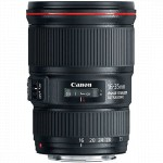 Аксессуар для фото и видео Canon Объектив Canon EF IS USM 16-35мм f/4L
