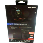 Аксессуар для фото и видео AverMedia BO311D