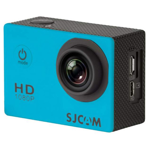 Экшн-камеры SJCAM SJ4000 blue (SJ4000 blue)