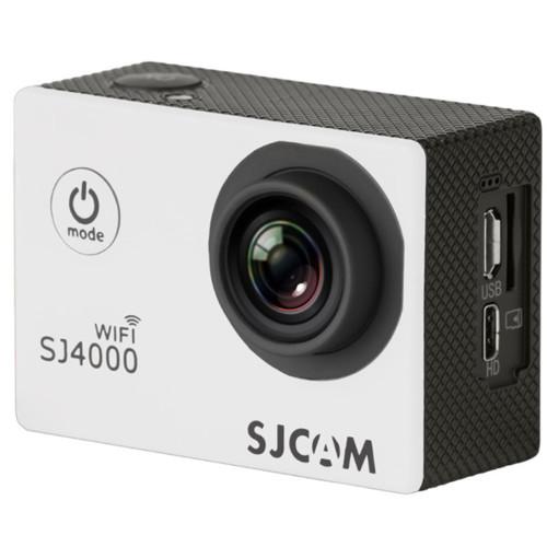 Экшн-камеры SJCAM SJ 4000 WiFi white (SJ4000WiFi, white)
