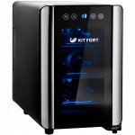 Холодильник KITFORT Винный шкаф КТ-2401