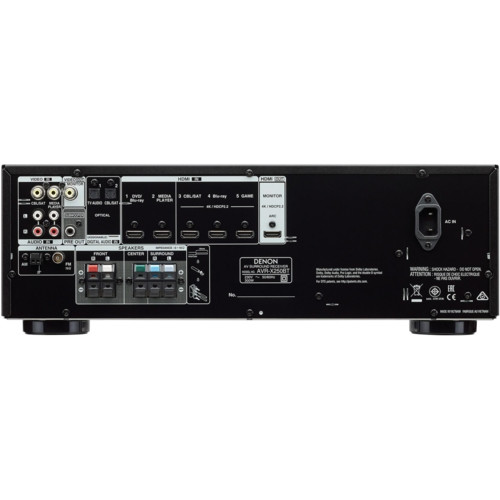 Прочее DENON AVR-X250BT (AVRX250BTBKE2)