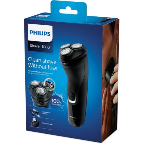 Прочее Philips Электробритва S1232/41 Black (1314509)