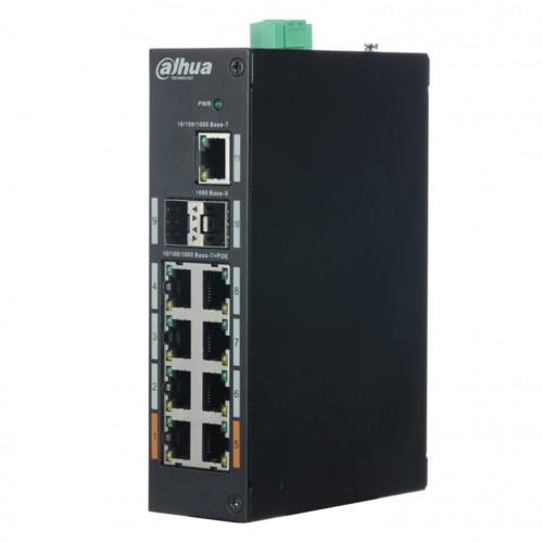 Коммутатор Dahua DH-PFS3211-8GT-120 (DH-PFS3211-8GT-120)