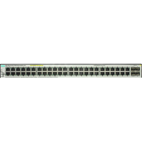 Коммутатор HPE 1920S 48G 4SFP PPoE+ 370W (JL386A)