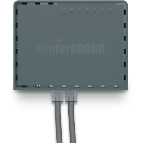 Коммутатор Mikrotik RB760iGS hEX S (RB760iGS hEX S)