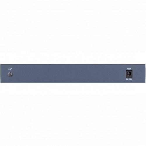 Коммутатор Hikvision DS-3E1510P-E (DS-3E1510P-E)