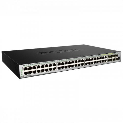 Коммутатор D-link DGS-3630-52TC/A1ASI (DGS-3630-52TC/A1ASI)