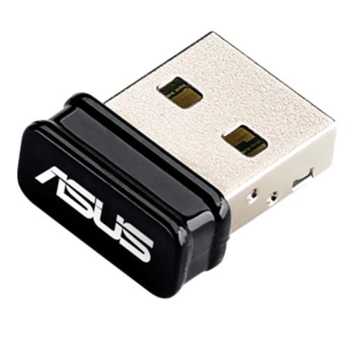 Аксессуар для сетевого оборудования Asus USB-N10 NANO (90IG05E0-MO0R00)