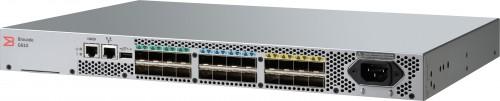 Аксессуар для сетевого оборудования Fujitsu Коммутатор FC Switch Brocade G610 D:G610-8-16G-0E-2 (D:G610-8-16G-0E-2)