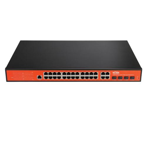 Коммутатор Wi-Tek WI-PMS328GF (WI-PMS328GF)