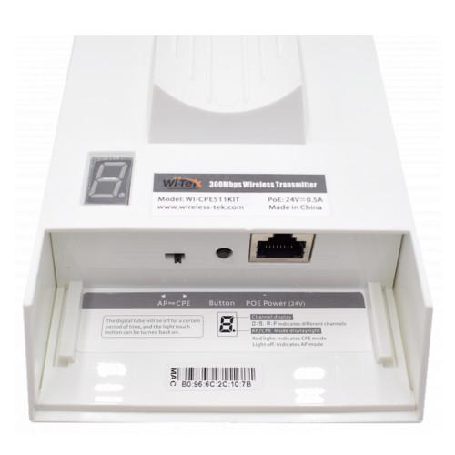 WiFi точка доступа Wi-Tek WI-CPE511-KIT (WI-CPE511-KIT)