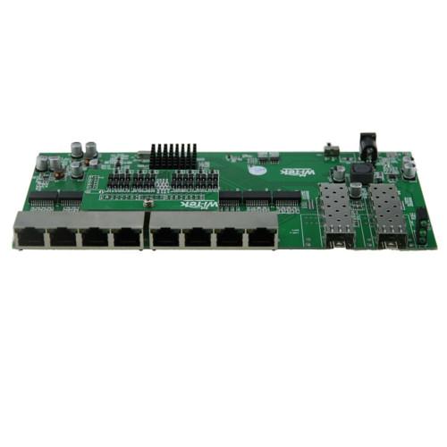 Коммутатор Wi-Tek WI-PMS310GFR-O (WI-PMS310GFR-O)