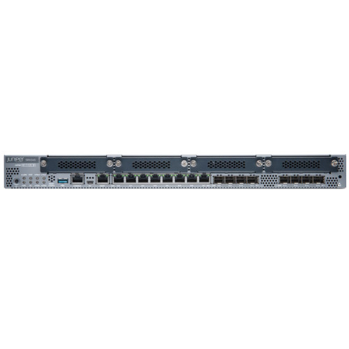 Аппаратный файрвол Juniper SRX345-SYS-JB (SRX345-SYS-JB)