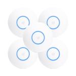 WiFi точка доступа Ubiquiti  UAP-AC-HD-5 Комплект 5 шт