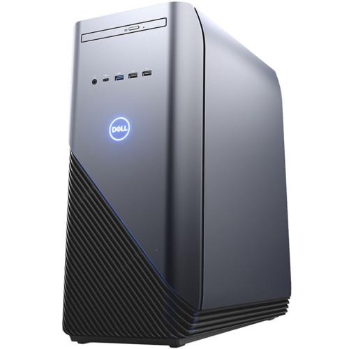 Персональный компьютер Dell Inspiron 5680 MT (Core i7, 8700, 3.2 ГГц, 8 Гб, HDD и SSD, Windows 10 Home)