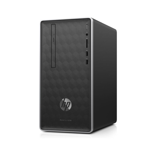 Персональный компьютер HP Pavilion 590-p0070ur (Core i3, 8100, 2.7 ГГц, 8 Гб, HDD, Windows 10 Home)