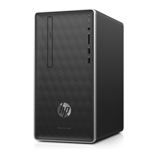 Персональный компьютер HP Pavilion  590-p0071ur (Core i3, 8100, 2.7 ГГц, 8 Гб, HDD, Windows 10 Home)