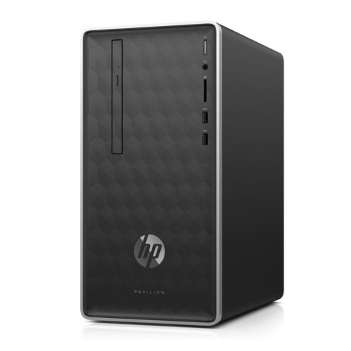 Персональный компьютер HP Pavilion 590-p0072ur (Core i5, 8400, 2.8 ГГц, 8 Гб, HDD, Windows 10 Home)