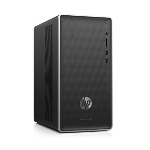 Персональный компьютер HP Pavilion 590-p0073ur (Core i7, 8700, 3.2 ГГц, 8 Гб, HDD, Без ОС)
