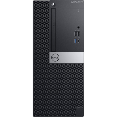 Тонкий клиент Dell Optiplex 5070 MT (210-ASCZ)