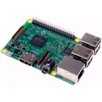 Тонкий клиент Raspberry Pi 41214
