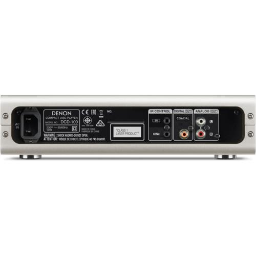 DENON DCD-100 Silver (DCD-100/S)