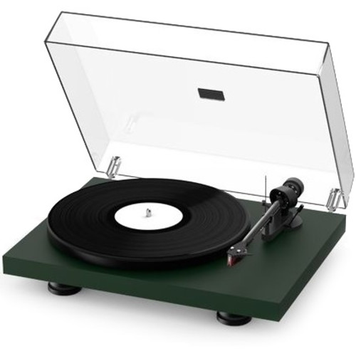 Pro-Ject Debut Carbon EVO 2M Red Green (EAN:9120097826015)
