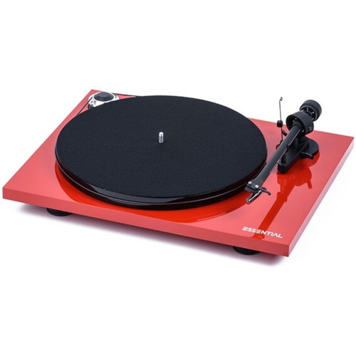 Pro-Ject Essential III OM10 Red (EAN:9120071656850)