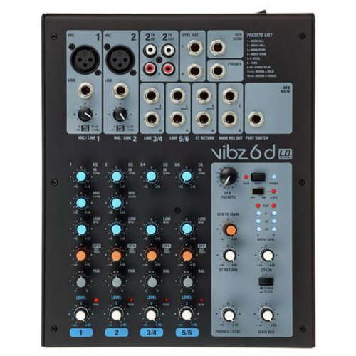 LD Systems VIBZ 6D (LDVIBZ6D)