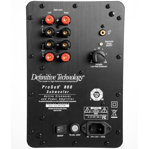 Definitive Technology Сабвуфер (ProSub 800/B)