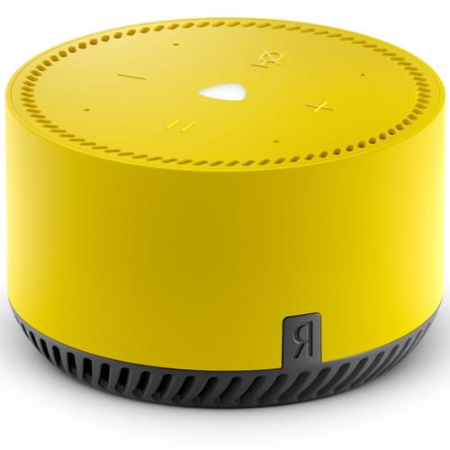 Яндекс Умная Колонка Станция Лайт Лимон (YNDX-00025 Yellow)