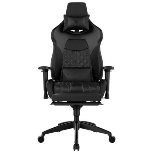 Gamdias Игровое кресло ACHILLES P1 L Black (ACHILLES P1 L B)