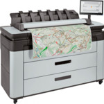 Плоттер HP DesignJet XL 3600dr
